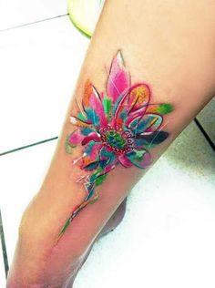 Karasu Cheng tattoo