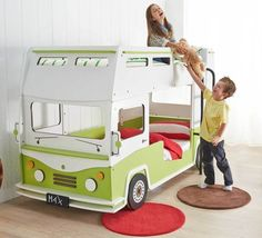 Bussy Bunk Bed  from Fantastic Furniture at Crossroads Homemaker Centre