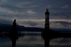 """""""Lindau, Lake Constance"""" by katrimueller, via 500px."""