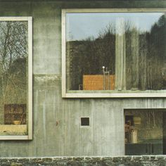 Zumthor House, By Peter Zumthor.