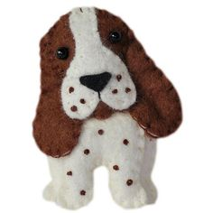 Cute plush Dogs sewing pattern set Two instant door sewsweetuk