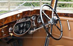 1934 Rolls-Royce Phantom II Continental Sedanca Drophead Coupe   Gooding & Company