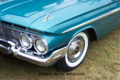 Classic Blue Impala