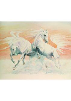 Horse Art by Kristine Nason Yarn Painting, Horses For Sale, Equine Art, Horse Art, Habitats, Art Drawings, Art Gallery, Horse Paintings, Puppies
