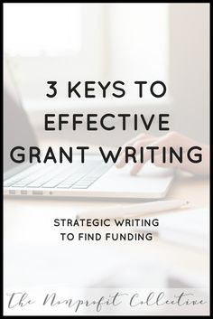 Looking for effective grant writing tips? Check these tips out on the need statement, knowing the funder, and using evidence. Grants For School, Pta School, Education Grants, Art Grants, Business Grants, Business Funding, Proposal Writing, Writing Advice, Writing Proposals