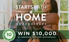 Better homes and gardens giveaways