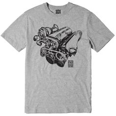 2JZ SHIRT - Grey