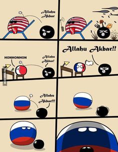 Russia started a war vs ISIS... - 9GAG