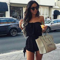 Luv this Allure Silk jumpsuit ♡