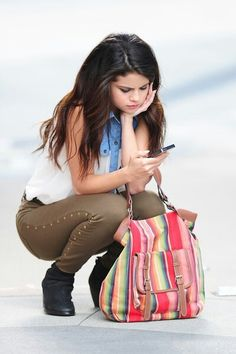 Selena Gomez in another outfit that is included in her fashion line Dream Out Loud. #Selenagomez #fashion #dreamoutloud