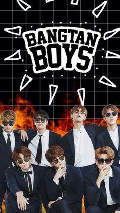 BTS || Bangtan Boys || Wallpaper