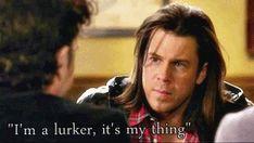 Eliot's a lurker