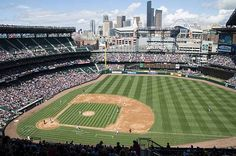 Safeco Field is an awesome place to be in the summer.  Be more awesome if the M's were winning though.