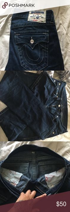 Skinny true religion jeans Perfect condition true religions True Religion Jeans Straight