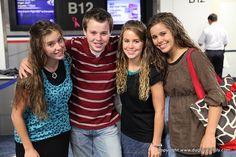 Jill, Joseph, Jana, and Jessa