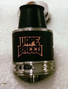 Vapebreed Atty Color Black Vape, Color Black, Perfume Bottles, Ink, Club, Beauty, Smoke, Electronic Cigarette, Electronic Cigarettes
