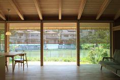 茨木の家 横内敏人建築設計事務所