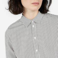 The Relaxed Silk Shirt | Everlane
