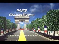 Le parcours du Tour de France 2014 | 21 étapes | Official Video