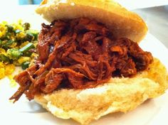 Worlds Best Recipes: Crock Pot Pulled Pork Tenderloin. This makes one of the best sandwiches you will ever taste.