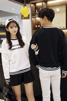 CC01460 Korean style student school uniforms loose hoodie Couple Clothes, Couple Outfits, Cheap Clothes, School Uniforms, Korean Style, Korean Fashion, Relationships, Student, Hoodies
