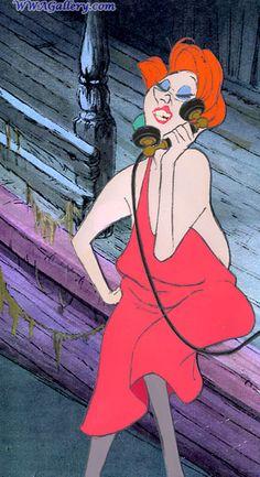 GM016 - Madame Medusa / The Rescuers (1977)