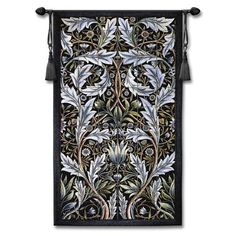 Panel Of Tiles Large Woven Wall Tapestry Tapestries Wall Hangings & Tapestries Home Decor
