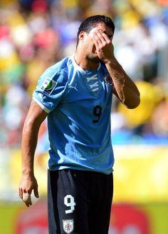 Copa Confederaciones: Los de la derrota en el Italia vs Uruguay