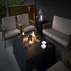 A simple guide to winterizing your patio A little winter won't stop us from enjoying the outdoor spa House Design, Home, Outdoor Spaces, Winter Porch, Interior Architecture Design, Modern Outdoor, Patio Spaces, Outdoor Spa, Show Home