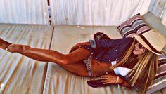 Μαγεύει τον ανδρικό πληθυσμό η καλλονή Βάλια Χατζηθεοδώρου (φωτό)