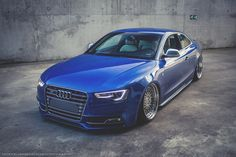 Audi S5 (by SarahHongerlootPhotography)