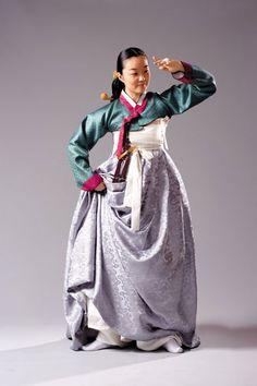19th century hanbok