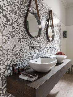 Pon #orden en la zona de #lavabo #baño #espejo