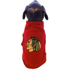 All Star Dogs Chicago Blackhawks Sleeveless Fleece Pet Vest *** Details can be found by clicking on the image. (This is an affiliate link and I receive a commission for the sales) #DogLovers
