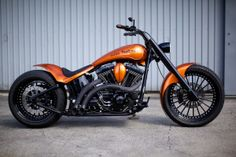 2006 Harley TC Softail FXSTB Custom [DUEL]