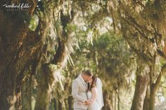 Woodland Fields Photography | Savannah Wedding Photographer | small intimate wedding | bride and groom portraits
