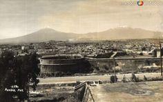 Fotos de Puebla, Puebla, México: Vista a los Volcanes