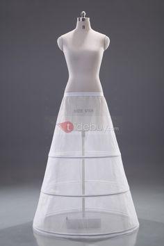 US$19.99 Fancy Three Steel Wires Wedding Petticoat. #Wedding #Fancy #Petticoat #Steel