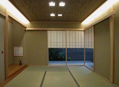 21:雪見障子の例(上賀茂の家)