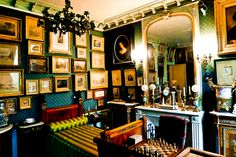 Gustave Moreau's room