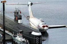 EKRANOPLANS - The Caspian Sea Monster    Orlyonok A-90