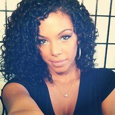SunKissAlba...Curly Girl on YouTube