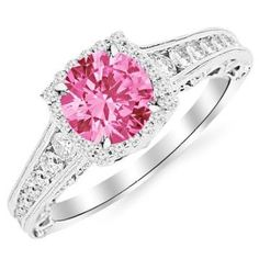 https://ariani-shop.com/125-carat-designer-halo-channel-set-round-diamond-engagement-ring-with-milgrain-14k-gold-with-a-05-carat-round-cut-aaa-quality-pink-sapphire-heirloom-quality 1.25 Carat Designer Halo Channel Set Round Diamond Engagement Ring with Milgrain 14K Gold with a 0.5 Carat Round Cut AAA Quality Pink Sapphire (Heirloom Quality)