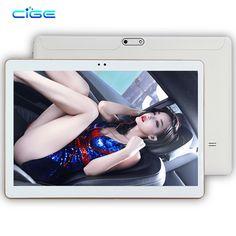 Tablet pc 10 Дюймов MT6592 Android 5.1 3 Г 4 Г LTE dual SIM телефонный Звонок 1280x800 IPS 4 Г 64 Г Планшетный ПК Телефон GPS Bluetooth, A5510H