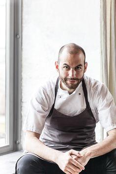 portrait photography, Noma head chef