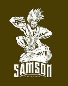 Samson Craft Beer Logo