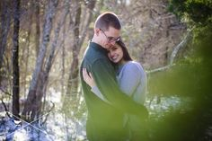 Engagement photos by Holly Grace Photography