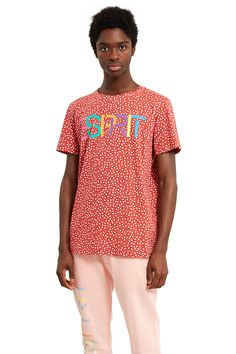 Esprit by Opening Ceremony   Ditsy Floral ESPRIT Logo Tee   Opening Ceremony