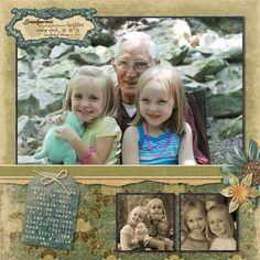 Reminisce Grandparents