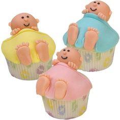 Cuna Cuddlers Cupcakes